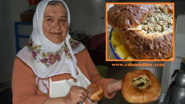 Ödemiş Ekmek Dolması Tarifi