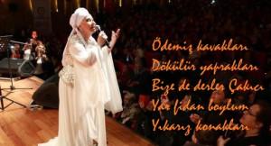 Bedia Akartürk'ten Ödemiş Kavakları (Çakıcı) Türküsü