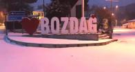 Ödemiş Bozdağ Kar Manzaraları 2021