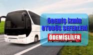 Ödemiş'ten İzmir'e Otobüs Saatleri ve Bilet Fiyatları